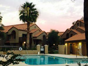 Papago Park Village in Tempe, AZ - Pool