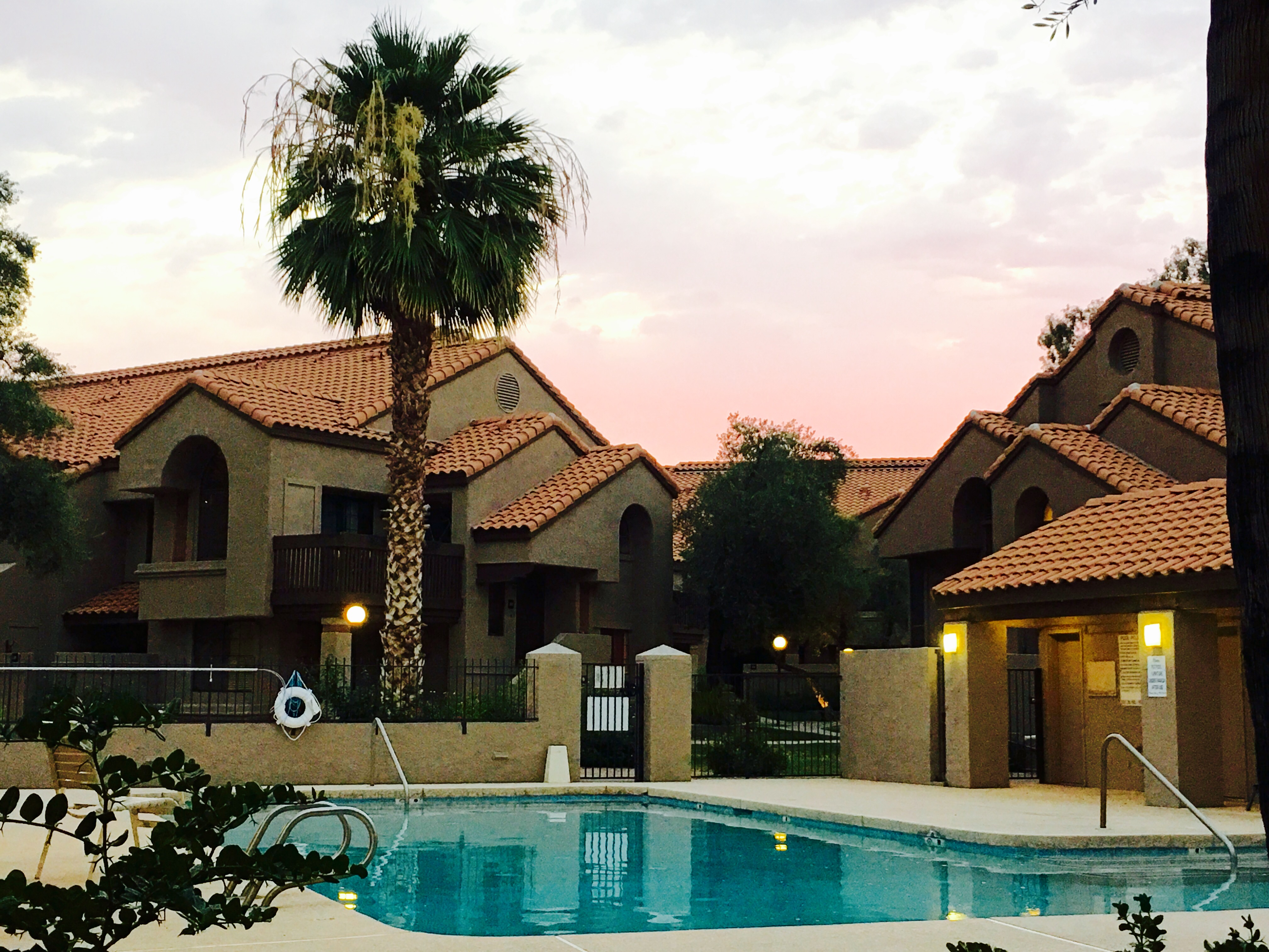 papago park village condos in tempe az 85281 review and info