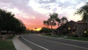 Papago Park Village in Tempe, AZ - Exit